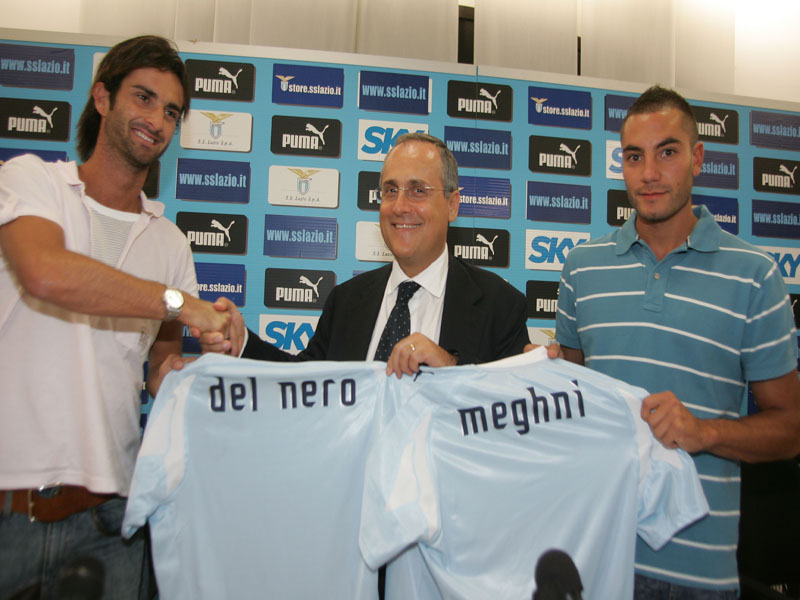 Mourad Meghni | Signing with Lazio Roma